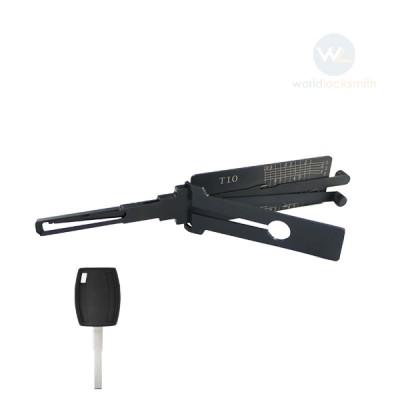 Genuine Lishi T-Code T10 HU101 3in1