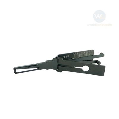 Genuine Lishi T-Code T15 HU56 3in1