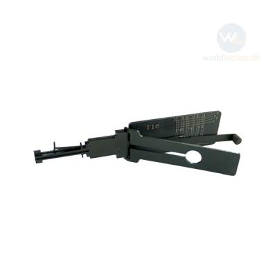 Genuine Lishi T-Code T16 HU58 3in1