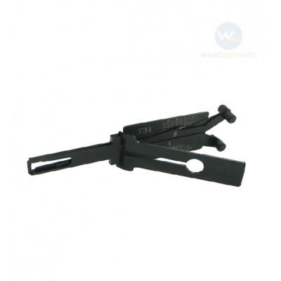 Genuine Lishi T-Code T31 KIA7-HY22 3in1