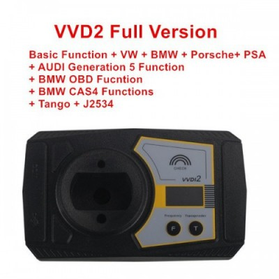 VVDI2 Full Authorization