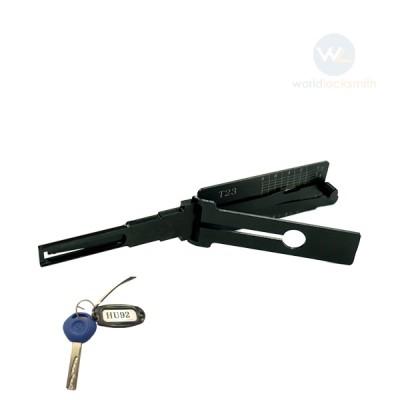Genuine Lishi T-Code T23 HU92-10mm 3in1